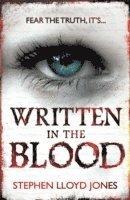 bokomslag Written in the Blood