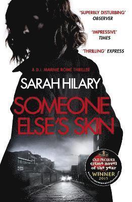 bokomslag Someone Else's Skin (D.I. Marnie Rome 1): Winner of the Crime Novel of the Year