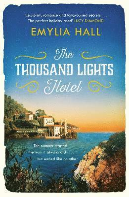 bokomslag Thousand lights hotel - escape to italy in this gorgeous summer read