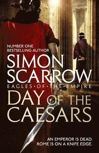 bokomslag Day of the Caesars (Eagles of the Empire 16)