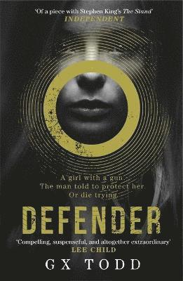 bokomslag Defender - the most gripping read-in-one-go thriller since the stand (the v