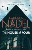 bokomslag The House of Four (Inspector Ikmen Mystery 19)