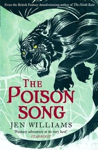 bokomslag The Poison Song  (The Winnowing Flame Trilogy 3)