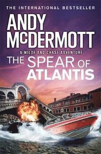 bokomslag The Spear of Atlantis
