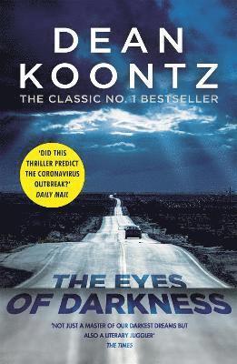 bokomslag Eyes of darkness - a terrifying horror novel of unrelenting suspense