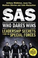bokomslag SAS: Who Dares Wins