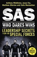 bokomslag SAS: Who Dares Wins