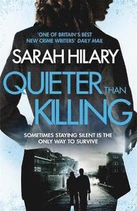 bokomslag Quieter Than Killing (D.I. Marnie Rome 4)
