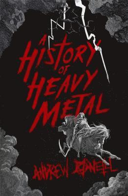 bokomslag History of heavy metal