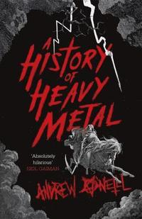 bokomslag A History of Heavy Metal