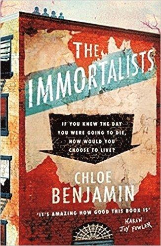 bokomslag The Immortalists