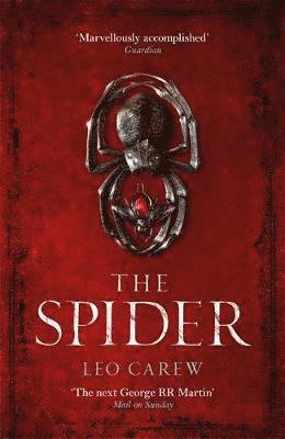 bokomslag The Spider