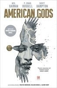 bokomslag American Gods: Shadows