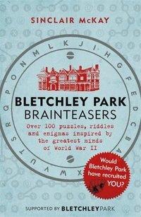 bokomslag Bletchley Park Brainteasers