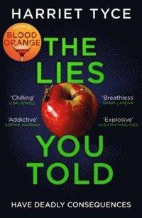 bokomslag The Lies You Told