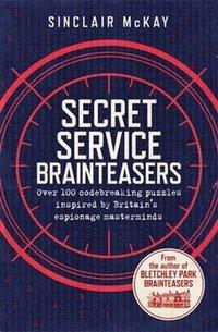 bokomslag Secret Service Brainteasers