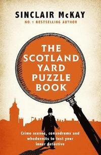 bokomslag The Scotland Yard Puzzle Book