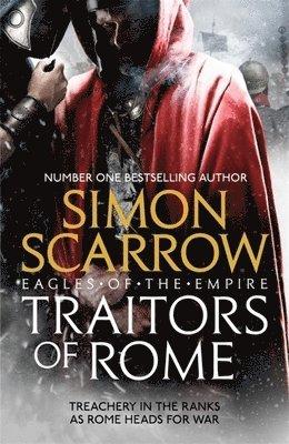 bokomslag Traitors of Rome (Eagles of the Empire 18)