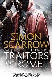 bokomslag Traitors of Rome
