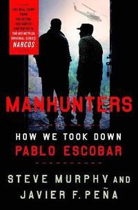 bokomslag Manhunters