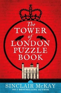 bokomslag The Tower of London Puzzle Book