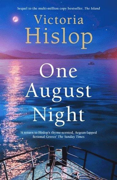 bokomslag One August Night