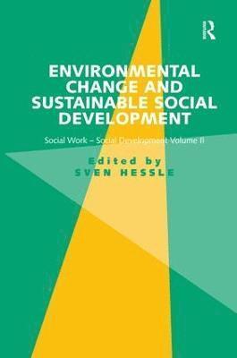 bokomslag Environmental Change and Sustainable Social Development