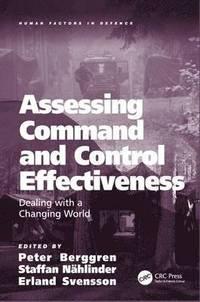 bokomslag Assessing Command and Control Effectiveness