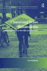 bokomslag Governing Urban Sustainability