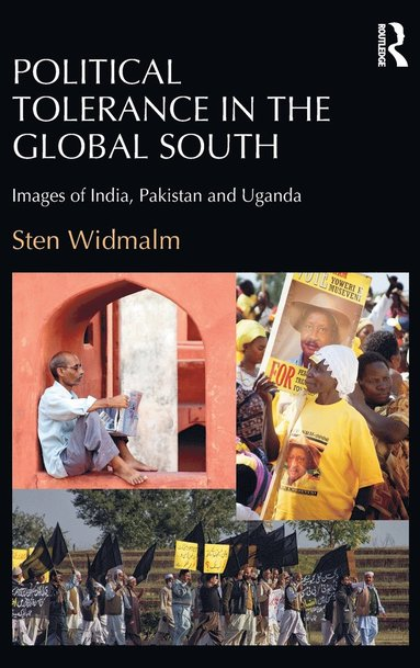 bokomslag Political Tolerance in the Global South: Images of India, Pakistan and Uganda