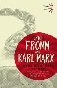 bokomslag Marx's Concept of Man: Including 'Economic and Philosophical Manuscripts'