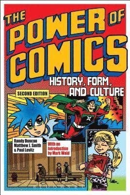 bokomslag The Power of Comics