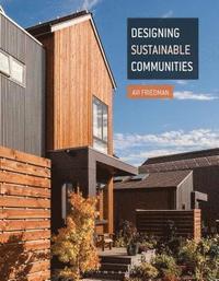 bokomslag Designing Sustainable Communities