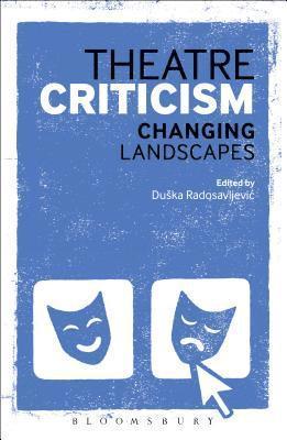 bokomslag Theatre Criticism