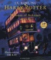 bokomslag Harry potter & the prisoner of azkaban