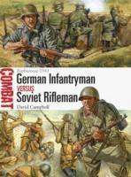 bokomslag German Infantryman vs Soviet Rifleman