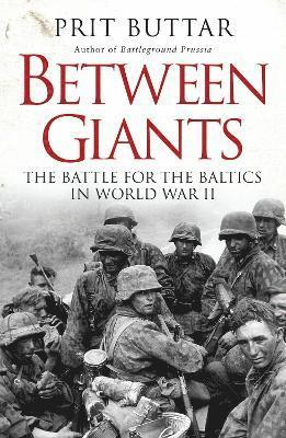 bokomslag Between Giants: The Battle for the Baltics in World War II