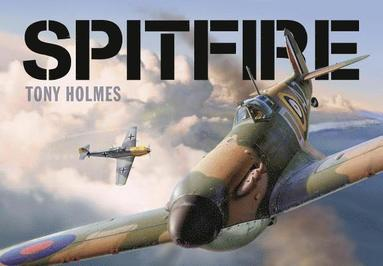 bokomslag Spitfire