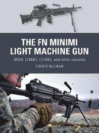 bokomslag The FN Minimi Light Machine Gun