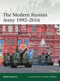 bokomslag The Modern Russian Army 1992-2016