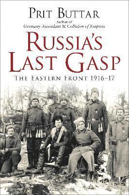 bokomslag Russias last gasp - the eastern front 1916-17