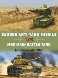 bokomslag Sagger Anti-Tank Missile vs M60 Main Battle Tank