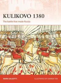 bokomslag Kulikovo 1380