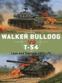 bokomslag Walker Bulldog vs T-54