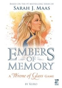 bokomslag Embers of Memory: A Throne of Glass Game