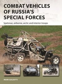 bokomslag Combat Vehicles of Russia's Special Forces