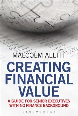 bokomslag Creating Financial Value: A Guide for Senior Executives with No Finance Background