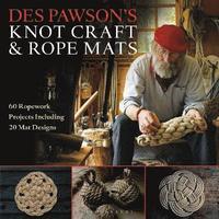 bokomslag Des Pawson's Knot Craft and Rope Mats