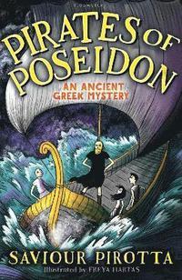 bokomslag Pirates of Poseidon: An Ancient Greek Mystery