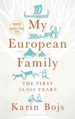 bokomslag My European Family: A Genetic Adventure Across 54,000 Years